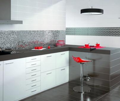 Cer micas en vitoria for Ceramicas para cocinas modernas